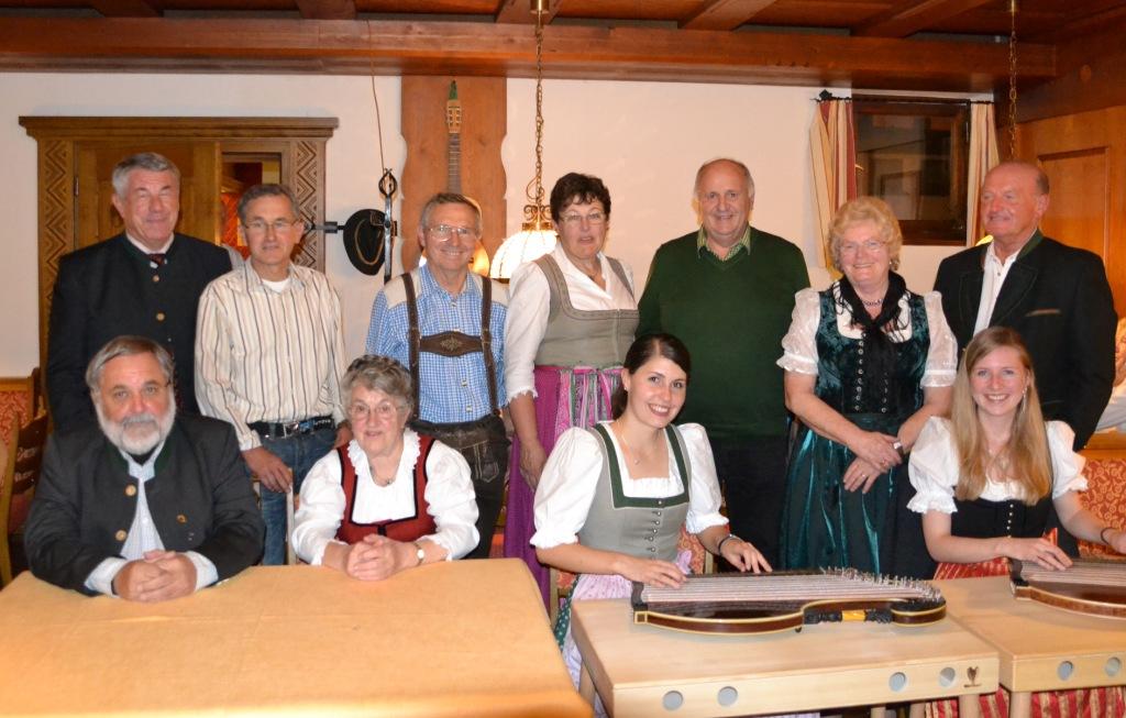 Die Teilnehmer